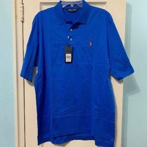 NWT Ralph Lauren Polo Golf Polo Shirt
